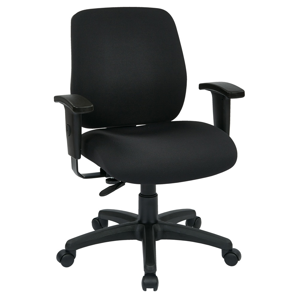 Office | Deluxe | Fabric | Smart | Chair | Star
