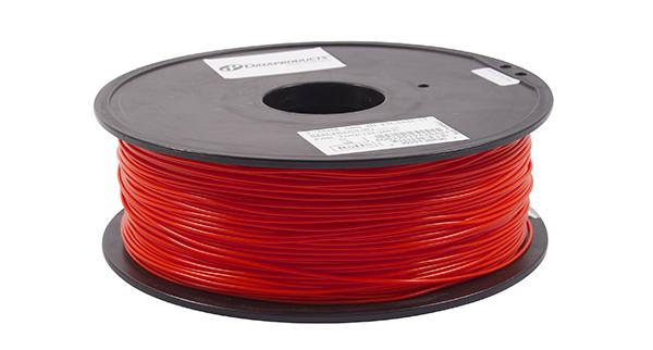3D Filaments Non OEM New ABS Filament Red 1kgroll