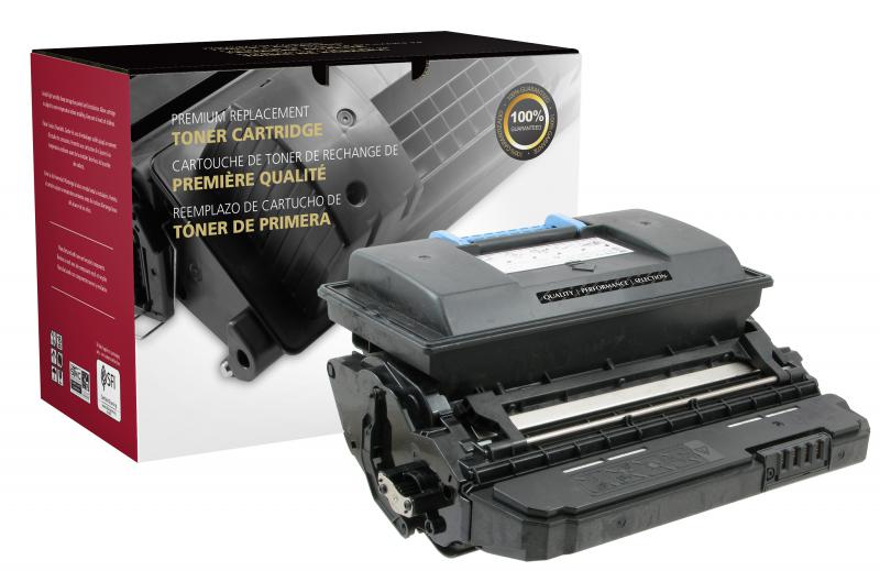 Clover Remanufactured High Yield Toner Cartridge for Dell 5330