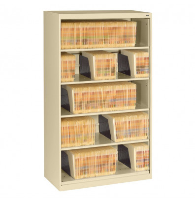 Wide Open Shelf Lateral File Cabinet