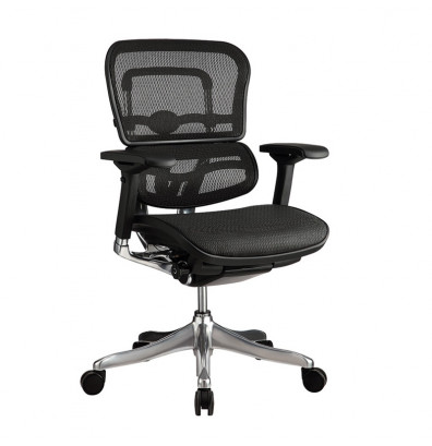 Mesh Mid Back Executive Office Chair