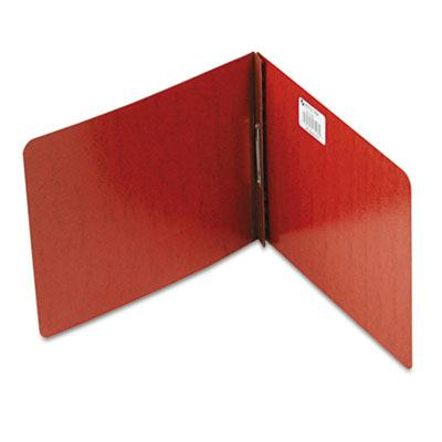 Acco 2 Capacity 8 12 x 11 Prong Clip Reinforced Hinge Report Cover Red