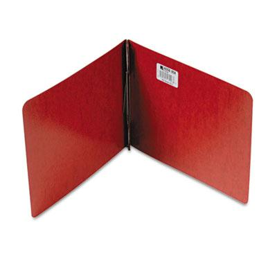 Acco 3 Capacity 8 12 x 11 Prong Clip Reinforced Hinge Report Cover Red