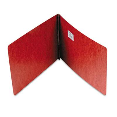 Acco 2 Capacity 8 12 x 11 Prong Clip Pressboard Reinforced Hinge Report Cover Red