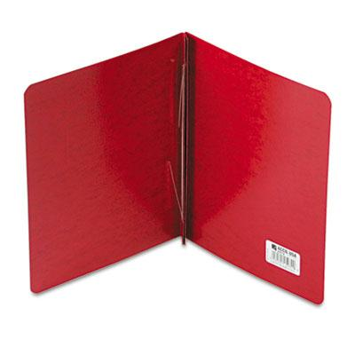 Acco 3 Capacity 8 12 x 11 Prong Clip Reinforced Hinge Report Cover Executive Red