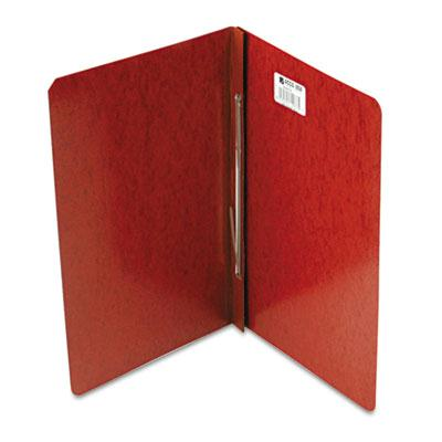 Acco 3 Capacity 8 12 x 14 Prong Clip Reinforced Hinge Report Cover Red