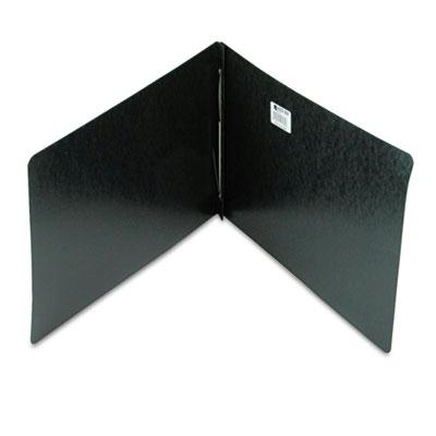 Acco 3 Capacity 11 x 17 Prong Clip Pressboard Reinforced Hinge Report Cover Black