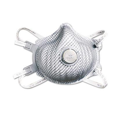 Particulate   Respirator   Adjustable   Size   One