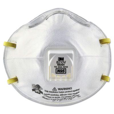 Particulate | Respirator | Valve | Cool | Pack | N95 | 3M
