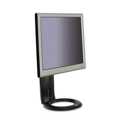 3M Easy Adjust 16 H LCD Monitor Stand Black