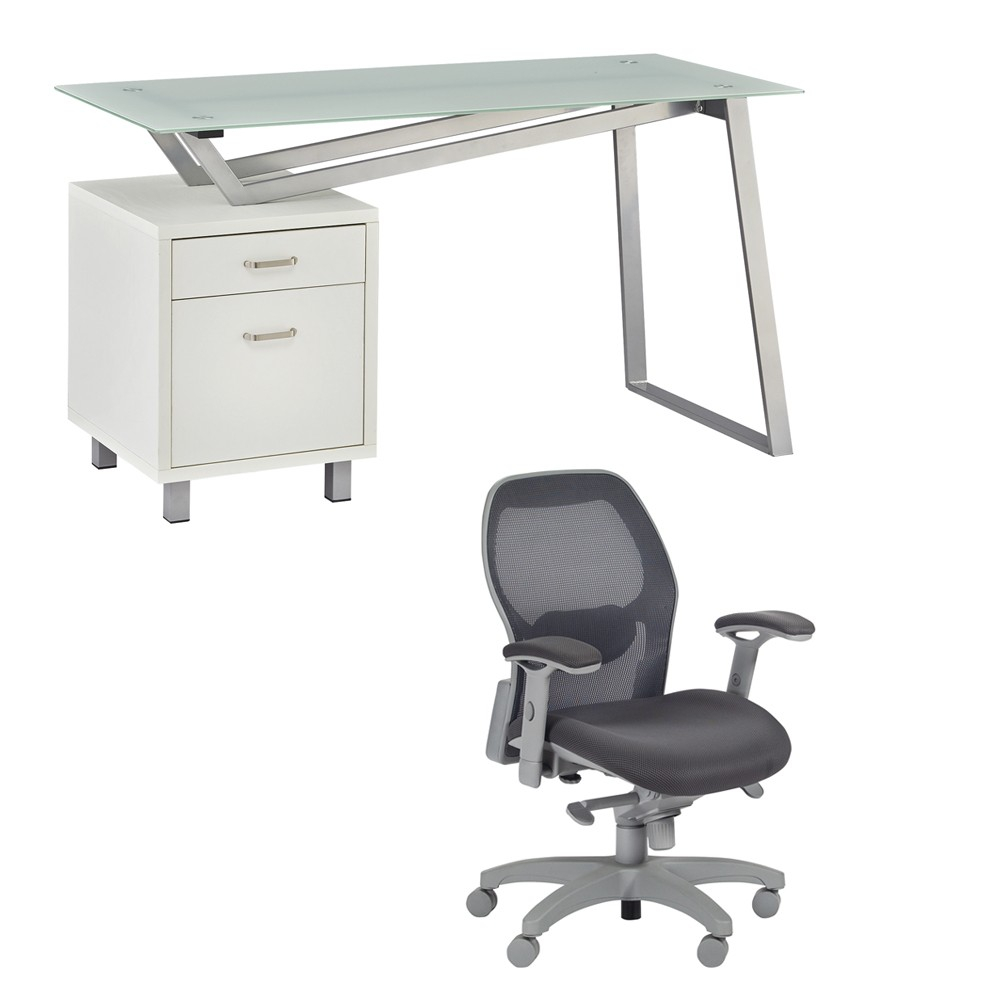 Safco | Chair | Desk | Home | From | Set