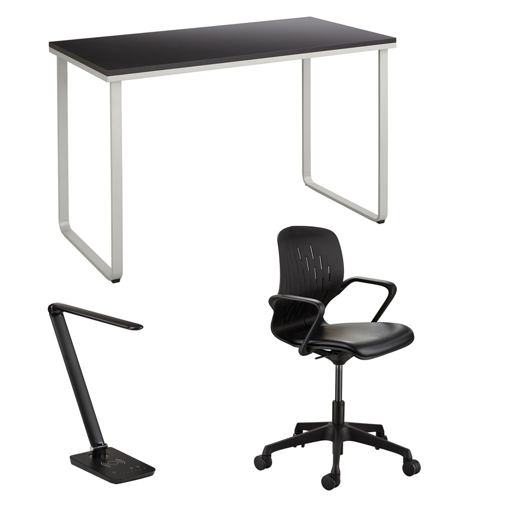 Office | Safco | Chair | Desk | Lamp | Home | From | Set